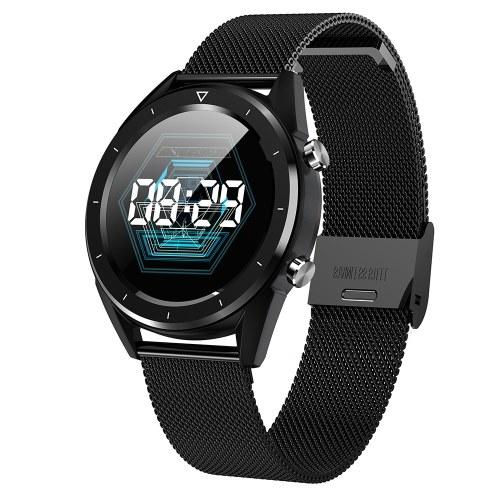 Smart Watch 1.54In Full Screen Touch Fitness Tracker Watch