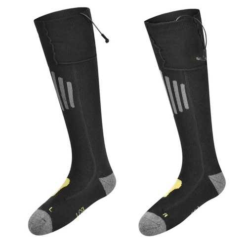Rechargeable Electric Heated Socks Battery Powered Cold Weather Heat Socks for Women