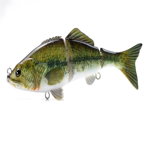 Bionic Fishing Lure Hard Body Тонущая приманка фото