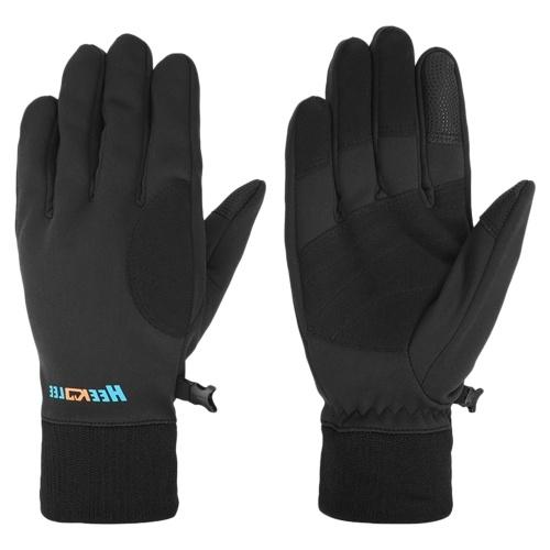 1 Paar Winterhandschuhe Thermohandschuhe Warme Handschuhe für den Außenbereich Warme Touchscreen-Handschuhe Vollfingerhandschuhe Wasserdichte winddichte Handwärmer für kaltes Wetter zum Fahren Laufen Radfahren Handschuhe für kaltes Wetter