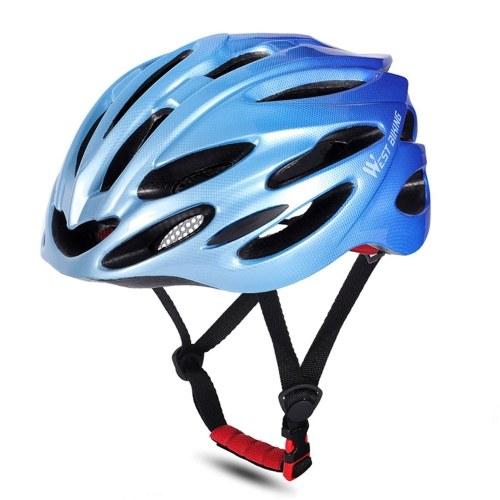 WEST BIKING Bike Helmets MTB Road Bicycle Helmets Safety Cap Biking Protections Helmets Image