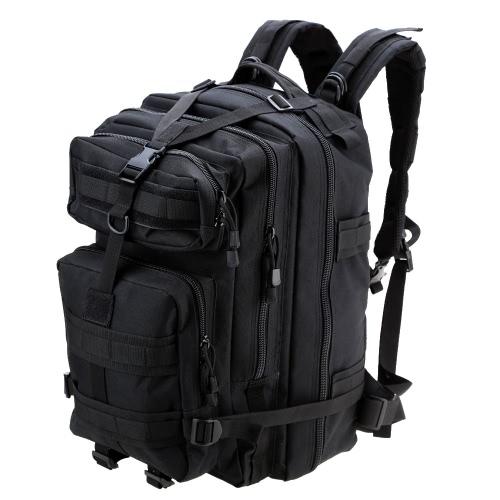 45L MOLLE multifunción militar mochila morral táctico al aire libre Camping Senderismo deportes bolsa de viaje