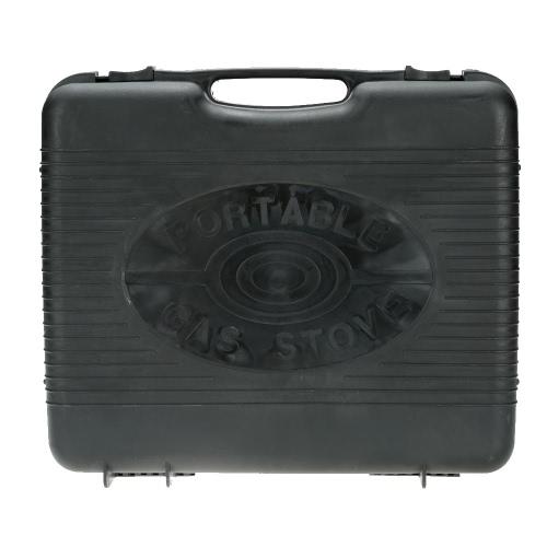 2.3kw portátil la estufa de Gas con llevar caja Piezo ignición quemador de Gas para barbacoa frotante plato salteado guisar