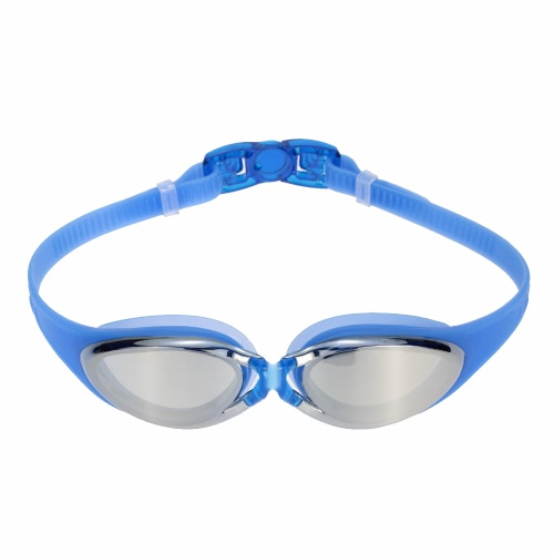 Lixada Unisex Professional Anti-fog UV Shield Protection Waterproof Eyewear Goggles Swimming Glasses