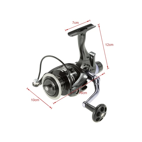 11+1BB Ball Bearings 4:7:1 Fishing Reel Left/Right Interchangeable Ultra Smooth Spinning Fishing Reel thumbnail