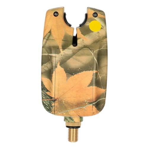Lixada LED wireless Pesca allarme Alert con cassa 4 del morso di pesca allarmi + 1 Ricevitore