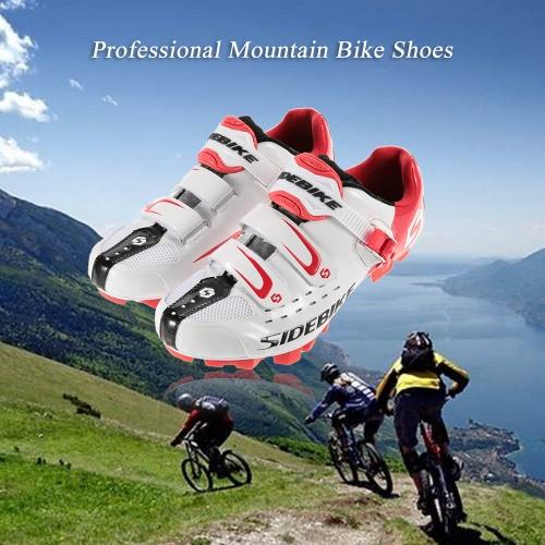 Men's Mountain Bike Shoes Professional Racing Cycling Shoes