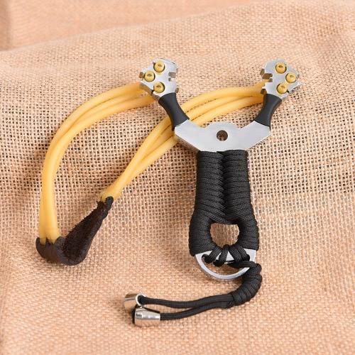 Artículos de regalo portable de la catapulta de la catapulta de la caza al aire libre de Competencia