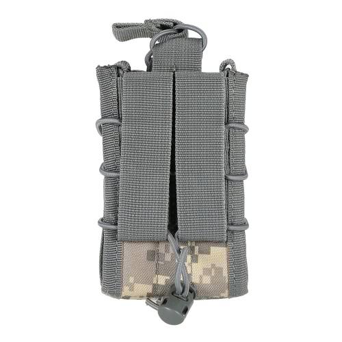 Tattico doppio scomparto Mag Pouch esterna militare attrezzi da caccia Borsa Accessori Pouch Utility Tool