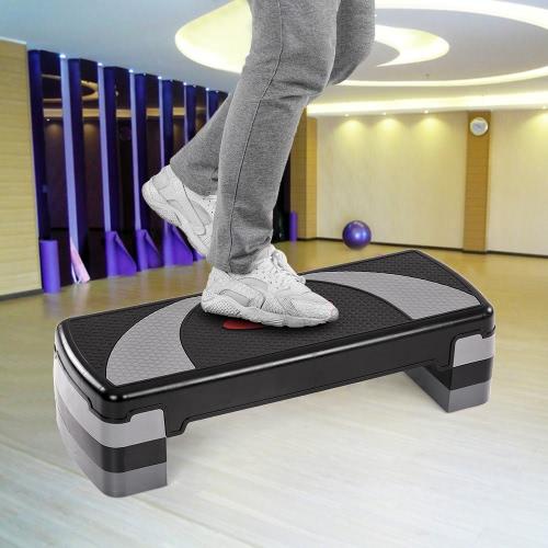 TOMSHOO Aerobics Trainer Home Gym Esercizio Fitness Allenamento Stepper