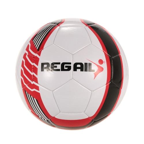 Tamaño 5 máquina de bolas de fútbol cosido al aire libre Escuela de Formación de Fútbol Sala Fútbol para estudiantes adultos