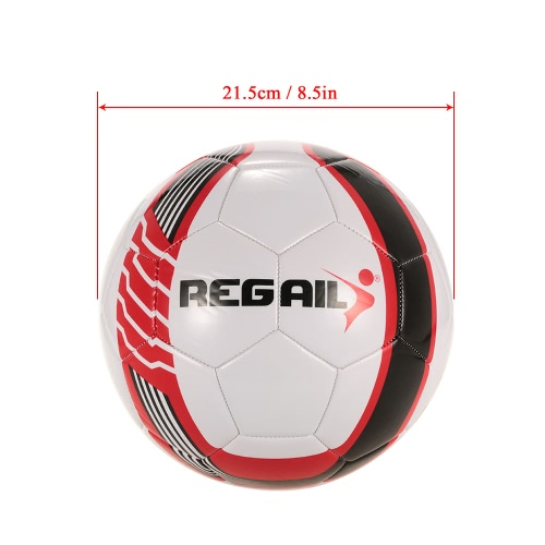 Size 5 Soccer Ball Machine Stitched Outdoor Indoor School Training Soccer Football for Students Adult