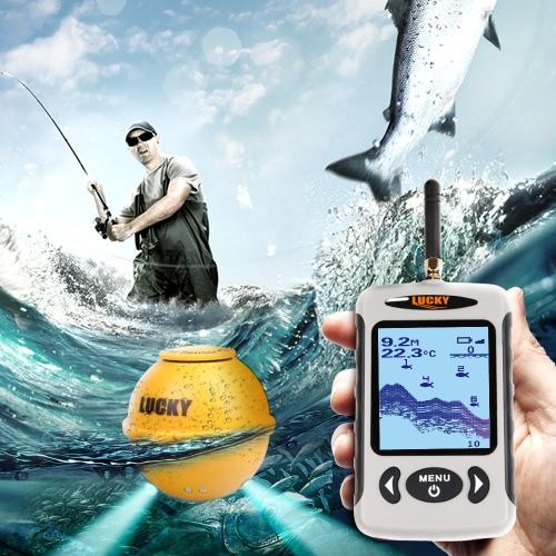 LUCKY  Wireless Sonar Fish Finder