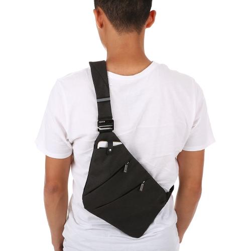 Unisex Sling Rucksack Brust Tasche