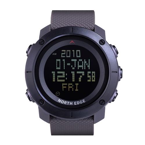 Reloj deportivo digital impermeable para hombres al aire libre de 50M