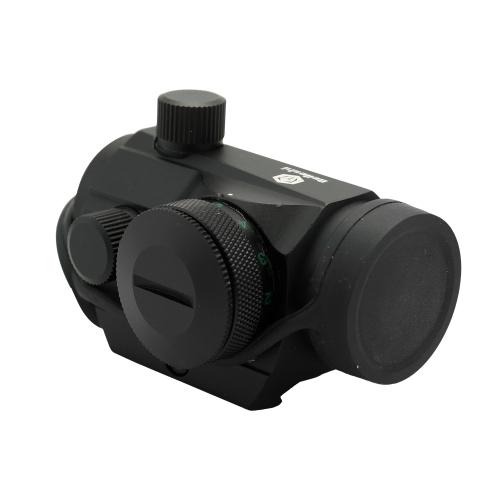 Iluminación Snipe Alcance preciso de la mira Caza Riflescope Rojo y Verde Dot Sight Riflescope