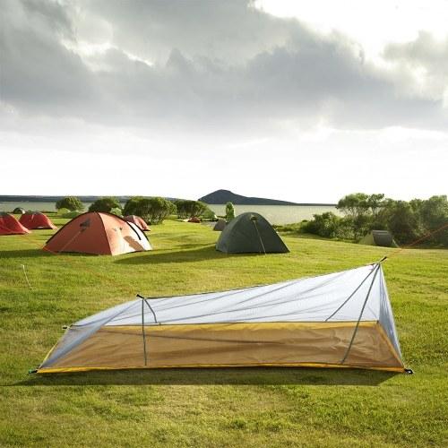 Image of Lixada Outdoor Camping Zelt Ultraleicht Mesh Zelt Moskito Insekt Bug Repellent Net