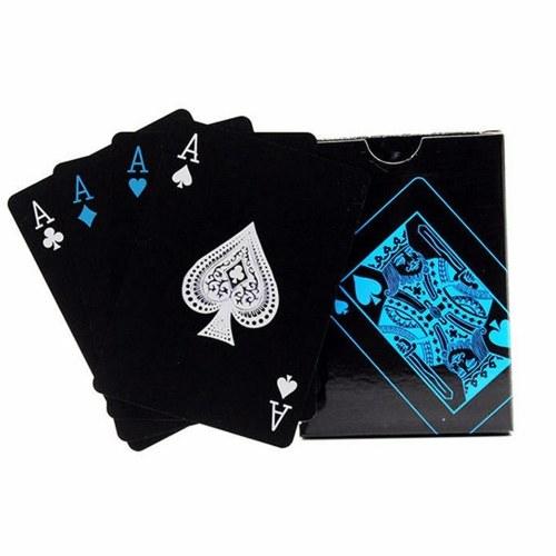 54pcs Fine-quality Plastic PVC Waterproof Poker