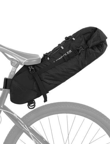 3-10L Waterproof Bike Saddle Bag Image