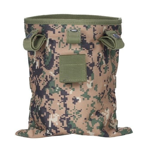 Multifunctional Tactic Dump Drop Storage Pouch