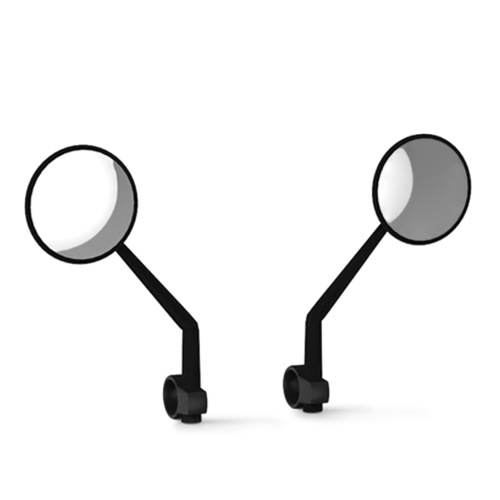 2 PCS Retrovisor Espelhos Retrovisor Vidro
