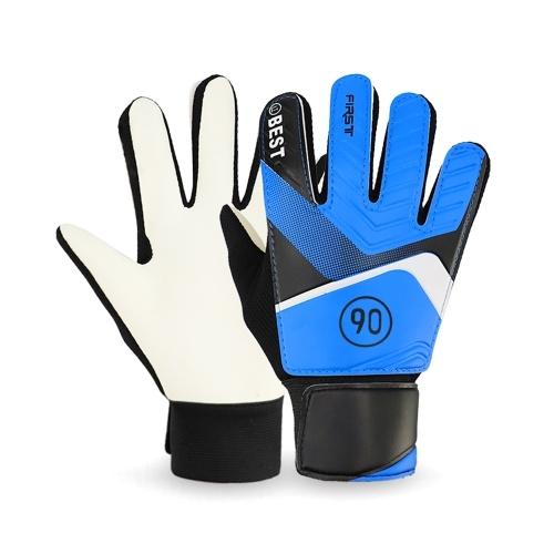 Soccer Goalie Gloves Teenagers Breathable Sports Gloves