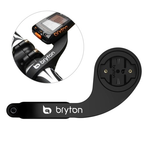 Image of Out Front Bike Mount Holder Bicycle Computer Mount 25.4mm and 31.8mm Handlebars Bike Handlebar Mount Handle Bar Computer Mount