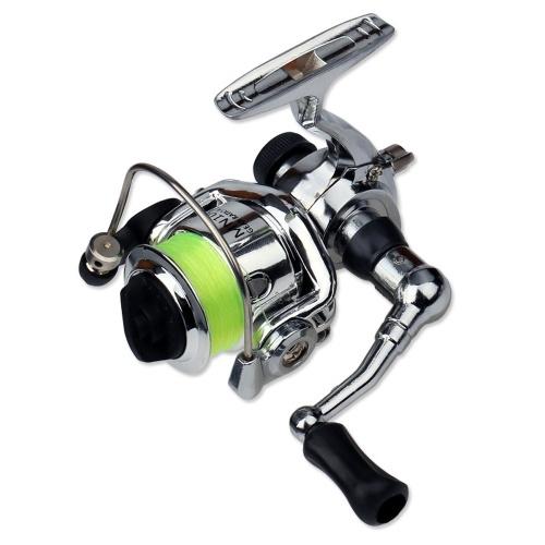 Mini XM100 Карманная спиннинговая рыболовная катушка