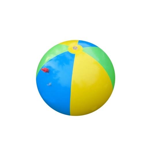 Bola de salpicaduras y rociador Bolas inflables para rociadores al aire libre Diversión al aire libre