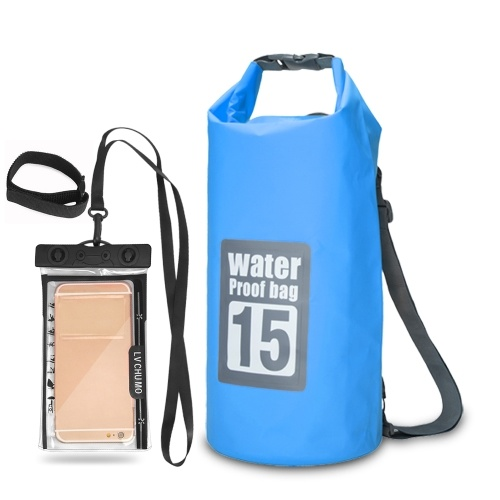 5L / 10L / 15L / 20L Outdoor Waterproof Dry Backpack