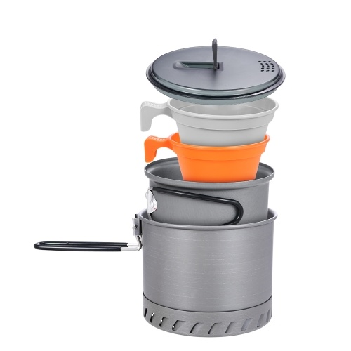 Portable Camping Cookware Kit