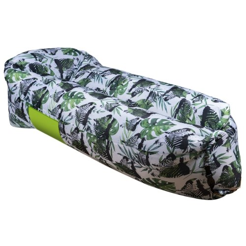 Fantastic Inflatable Lounger Portable Air Beds Sleeping Sofa Couch Cafago Com Bralicious Painted Fabric Chair Ideas Braliciousco