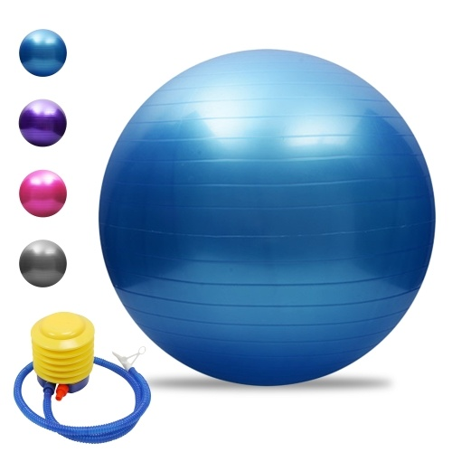 Балансирующий шарик для йоги с антивозрастным эффектом