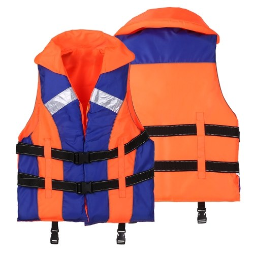 Life Vest with Neck Safety Vest Jacket