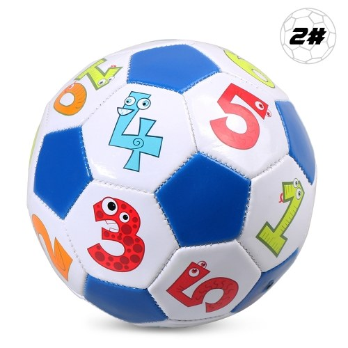 Size 2 Kids Soccer Ball