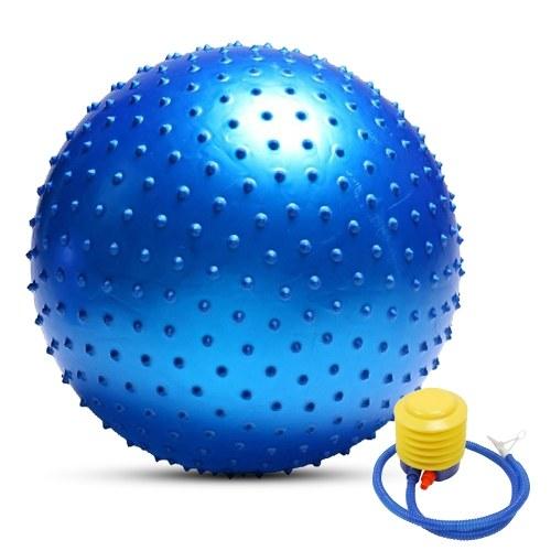 Bola de ioga anti-estouro Bola de equilíbrio de estabilidade espessada