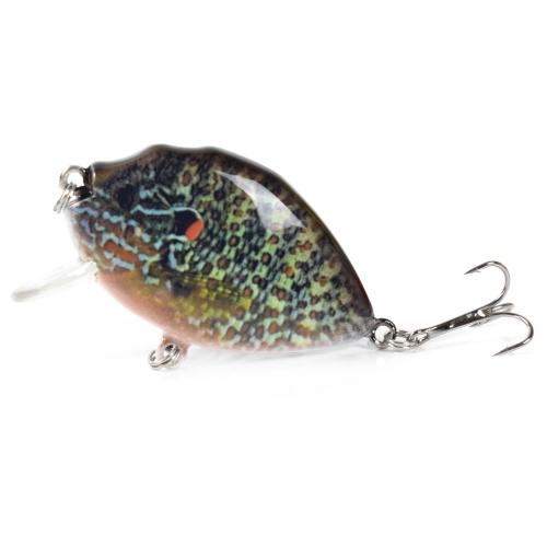 6cm 15g Mini Wobbler Fishing Lure фото