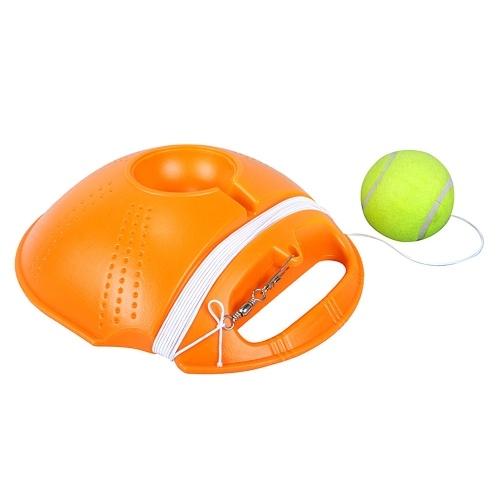 Tennis Trainer Self-study Rebound Ball Baseboard