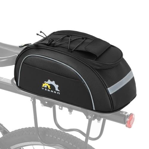 Водонепроницаемая сумка-холодильник с изоляцией для велосипеда