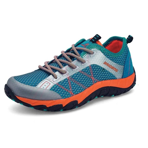 Sports Breathable Mesh Sneakers Women's Outdoor Mountain Climbing Shoes