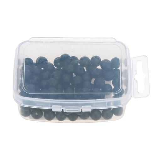 Weichgummi 100pcs Perlen Carp Fishing Tackle Zubehör
