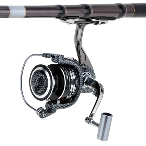 12+1BB 5.2:1 Right Left Hand Inter-changeable Front Drag Spinning Fishing Reel