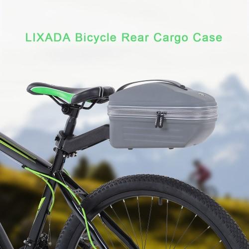 Lixada Велосипед Цикл Хвост заднего Назад Грузовой мешок пакет Box Case задней грузовой чехол