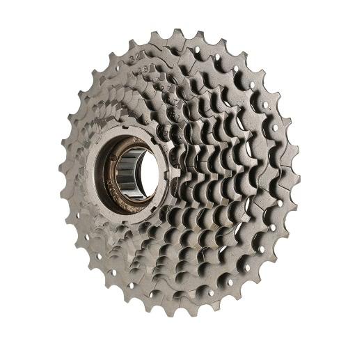 Gewindestahl 9-fach 13-32T Freilaufgetriebe Schwungrad Fahrradteile Fahrradersatzteile Freier Auslauf