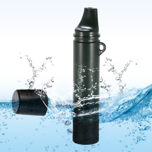 TOMSHOO 1500L Wasserfilter Strohreiniger