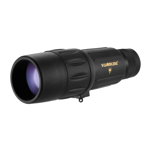 "Visionking 10-25X42 High Definition Wasserdichtes Monokulares Teleskop Outdoor Tragbares Kompaktes Monocular Scope 20 ""Close Focus"