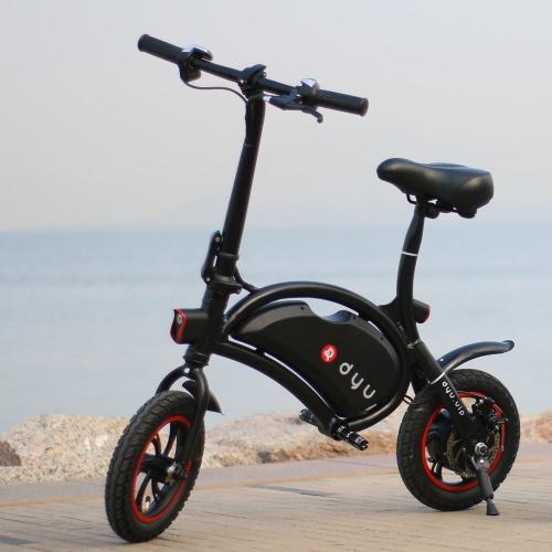 F - wheel DYU 12 inch 10Ah Folding Electric Bike