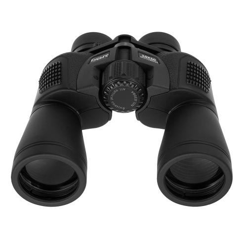 10x50 Hochleistungs-Fernglas Outdoor Sport Tragbares Überwachungs-Fernglas Teleskop