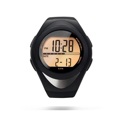 Activity Fitness Tracker Pulso Leitor Assista EL Backlight Waterproof Outdoor Sport Watch