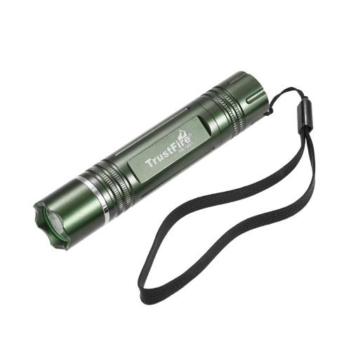 TrustFire TR-801 LED torcia lampada torcia lampada 150 Lumen 5 modi di commutazione